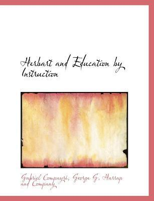 Herbart and Education by Instruction