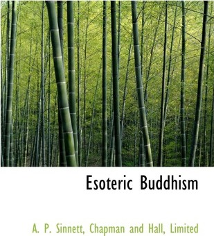 Esoteric Buddhism