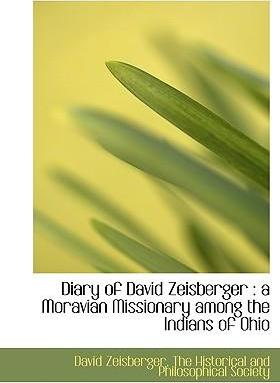 Diary of David Zeisberger