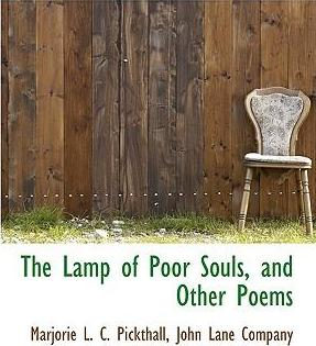 The Lamp of Poor Souls, and Other Poems