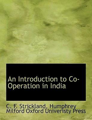 An Introduction to Co-Operation in India