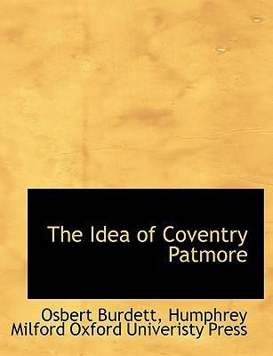 The Idea of Coventry Patmore