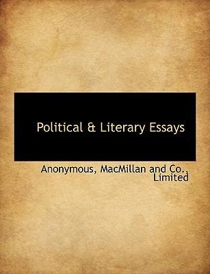 Political & Literary Essays