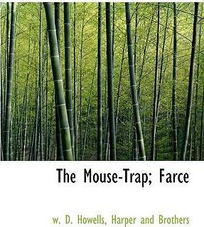 The Mouse-Trap; Farce