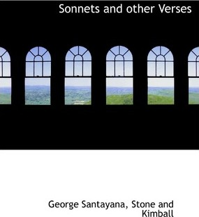 Sonnets and Other Verses