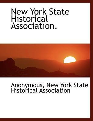 New York State Historical Association.