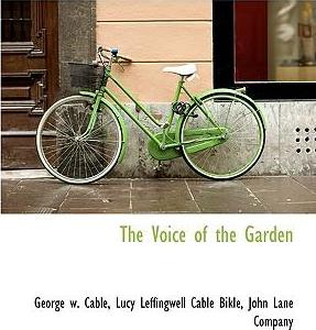 The Voice of the Garden