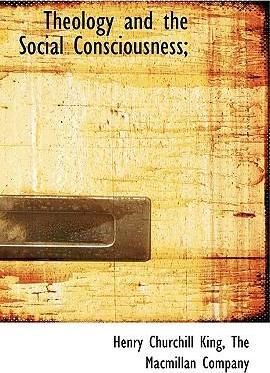 Theology and the Social Consciousness;