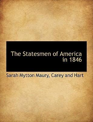 The Statesmen of America in 1846