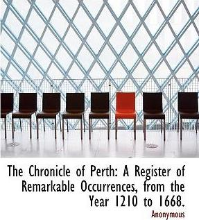 The Chronicle of Perth
