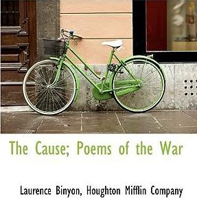 The Cause; Poems of the War