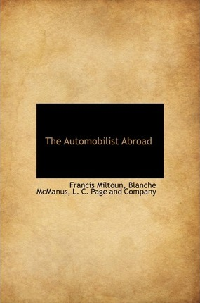 The Automobilist Abroad