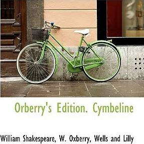 Orberry's Edition. Cymbeline