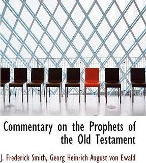 Commentary on the Prophets of the Old Testament