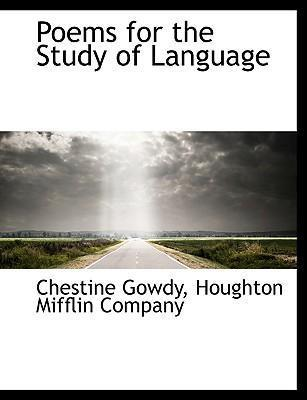 Poems for the Study of Language