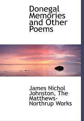 Donegal Memories and Other Poems