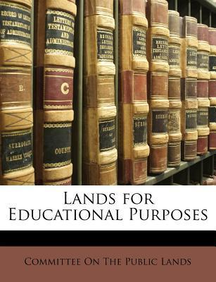 Lands for Educational Purposes