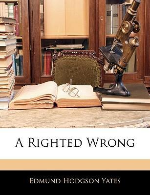 A Righted Wrong