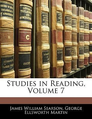 Studies in Reading, Volume 7