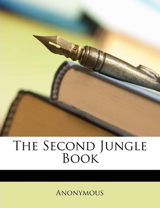The Second Jungle Book Cover Image