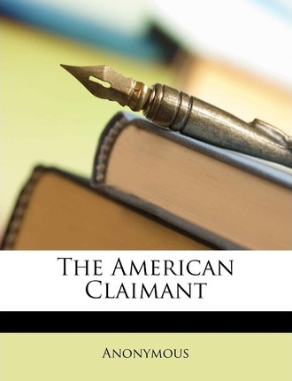 The American Claimant Cover Image