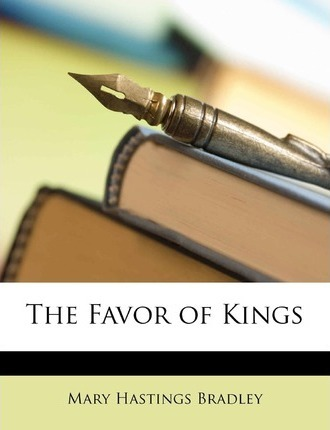 The Favor of Kings Cover Image