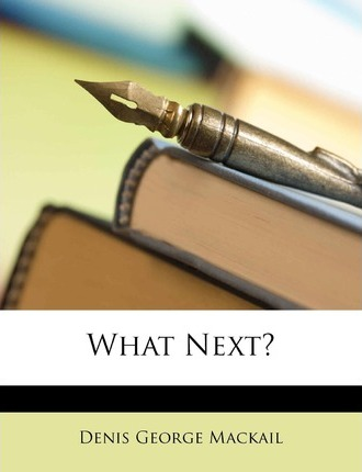 What Next? Cover Image