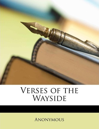 Verses of the Wayside Cover Image