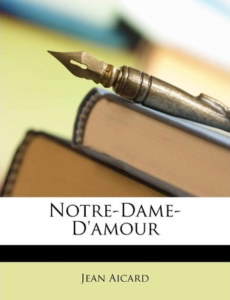 Notre-Dame-D'Amour Cover Image