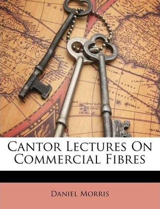 Cantor Lectures on Commercial Fibres