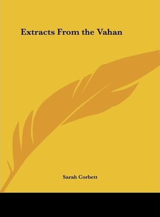 Extracts from the Vahan