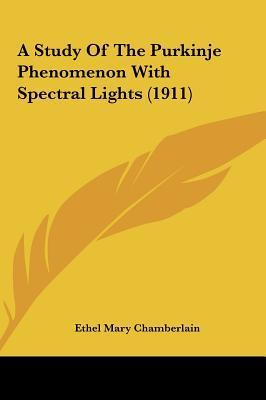 A Study of the Purkinje Phenomenon with Spectral Lights (1911)