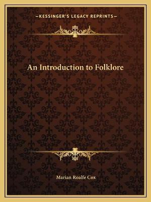 An Introduction to Folklore