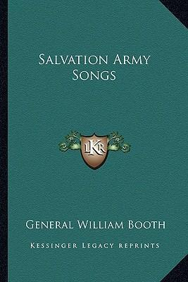 Salvation Army Song Book