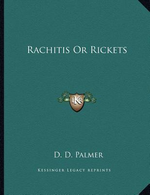 Rachitis or Rickets