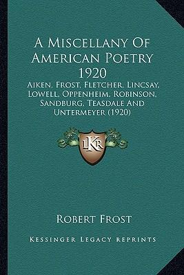 robert frost legacy