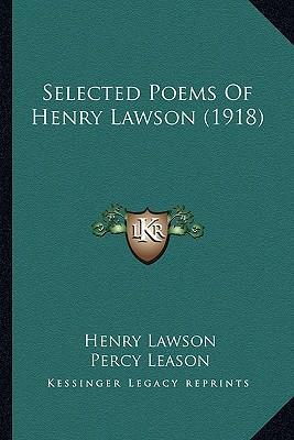 Selected Poems of Henry Lawson (1918)