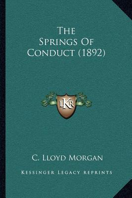 The Springs of Conduct (1892)