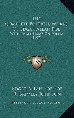 The Complete Poetical Works of Edgar Allan Poe