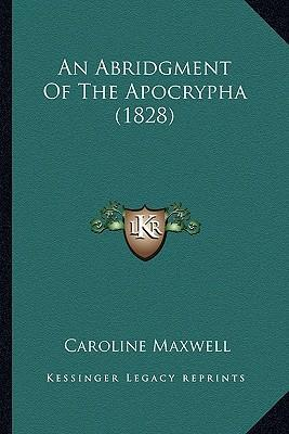 An Abridgment of the Apocrypha (1828)
