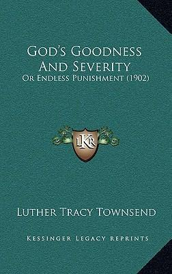 God's Goodness and Severity