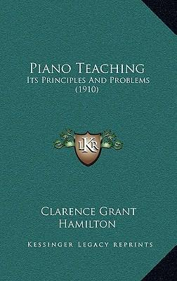 Piano Teaching