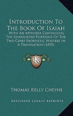 Introduction to the Book of Isaiah