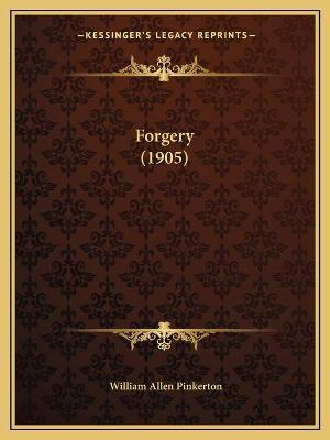 Forgery (1905)