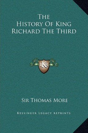 The History of King Richard the Third
