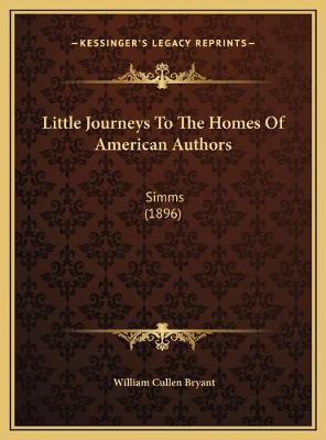 Little Journeys To The Homes Of American Authors