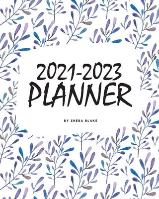 2021-2023 (3 Year) Planner (8x10 Softcover Planner / Journal)
