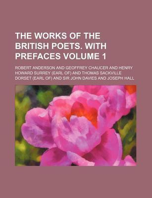 The Works of the British Poets. with Prefaces Volume 1