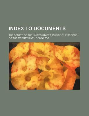 Index to Documents