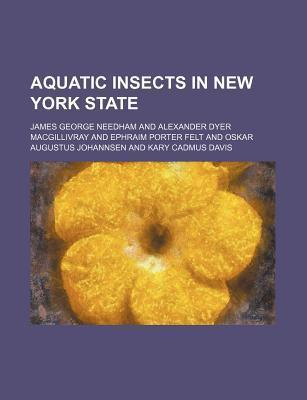 Aquatic Insects in New York State